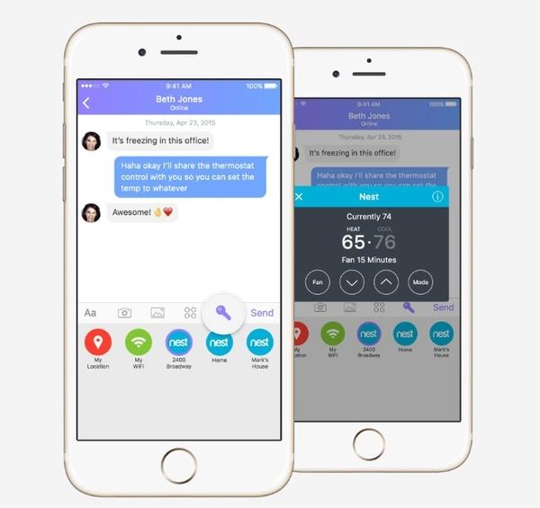 Wand Labs es una firma que desarrolló una aplicación de mensajería para iOS.