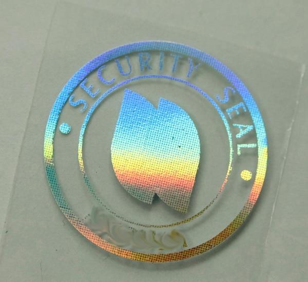 Los hologramas evitan que una marca sea falsificada.