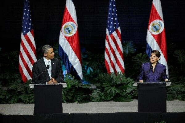 El presidente Barack Obama dijo que Costa Rica es un candidato excepcional para convertirse en miembro de la OCDE.