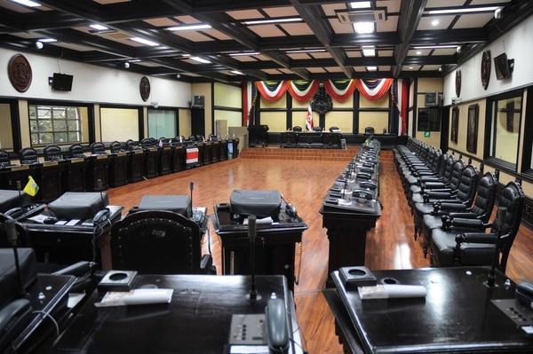 Este 1 de mayo se conocerá el nombre de quienes integrarán el último directorio legislativo de esta administración.