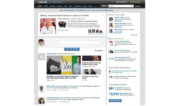 Usuarios de LinkedIn podrán seguir a líderes de opinión