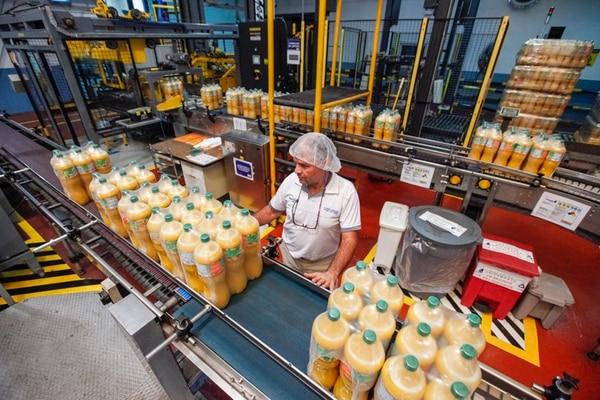 Florida Ice and Farm Company fue la única entidad que aumentó el precio de las acciones en el último año.