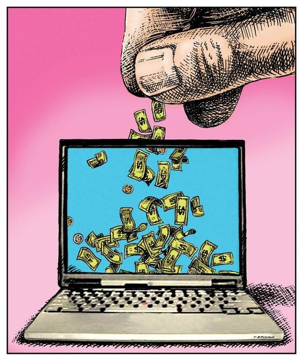 Aceptando al bitcoin