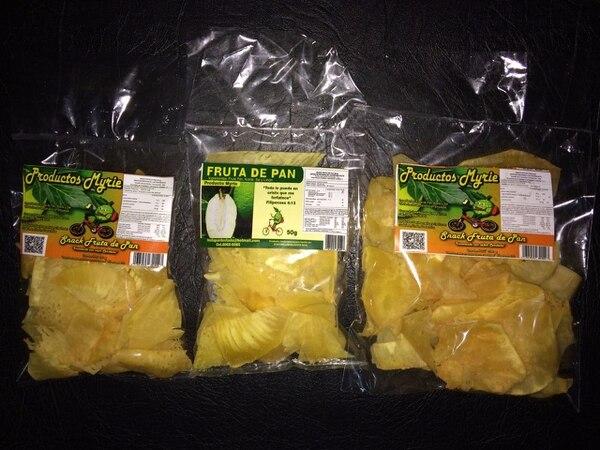 La fruta de pan se cultiva en Guácimo y en otras zonas de la provincia de Limón.