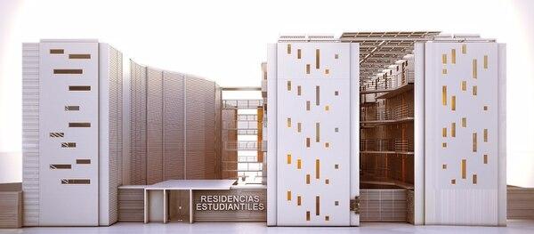 A corto plazo, Ideco tiene dentro de sus proyectos, la construcción de un edificio de residencias estudiantiles, ubicado en los alrededores de la Universidad de Costa Rica.