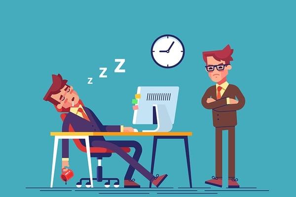 La privación del sueño cobra su factura en tus capacidades cognitivas, ya sea que se percate o no de los efectos.