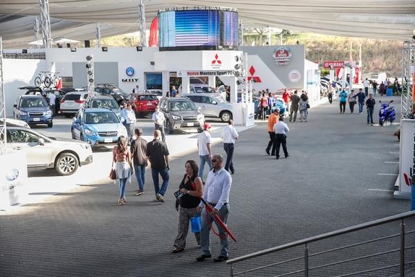 Veinsa es una de las agencias de vehículos que más marcas representa en el país. La empresa no cierra la posibilidad de engrosar aún más su portafolio, y así, alcanzar a más nuevos clientes. Foto Adrián Soto.