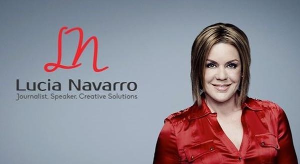 Lucía Navarro dejó CNN en marzo anterior y en abril empezó su nueva aventura profesional: su propio sitio de noticias para la región.