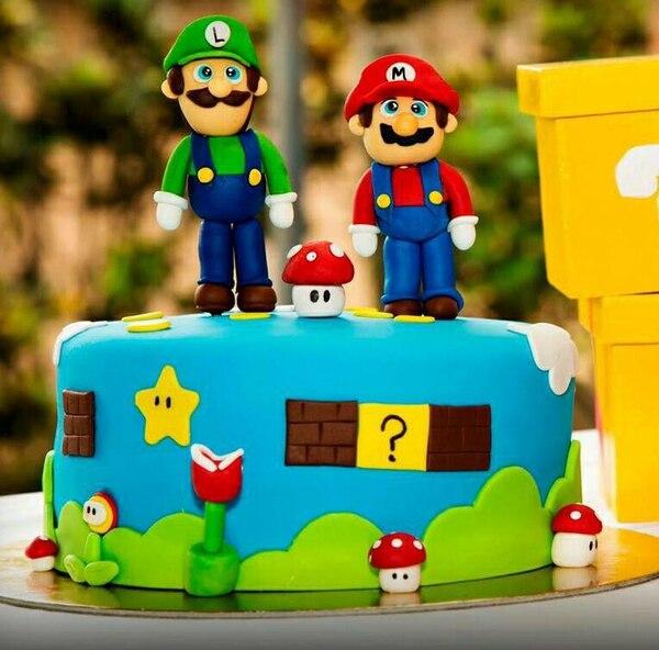 Los queques son hechos de fondant, una pasta comestible. Foto: Shir's cups & cakes para EF.