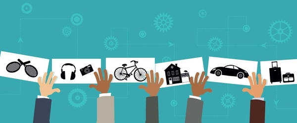 El modelo de la 'uberización' ha inspirado a costarricenses a crear negocios que operan bajo el esquema de la economía colaborativa. Foto de Shutterstock.