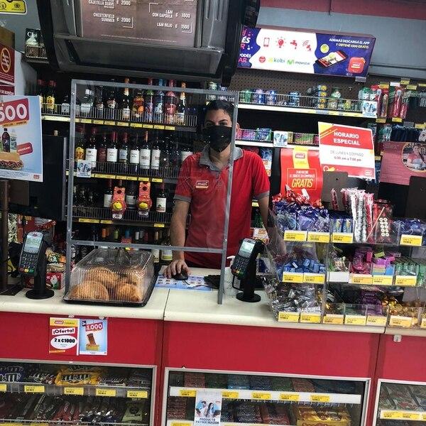 Así lucen ahora los locales de la cadena de tiendas de conveniencia Musi, tras las adaptaciones físicas y de protección a sus colaboradores y clientes, de cara a la