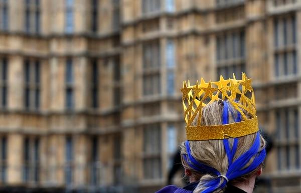 El Brexit es una de las principales preocupaciones según los encuestados por Markit.Foto AP/Frank Augstein