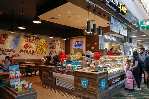 El precio de una bebida en Gastropub ronda los $3 o $4, mientras que la comida puede costar entre $8 y $12. Fotografía: Mayela López