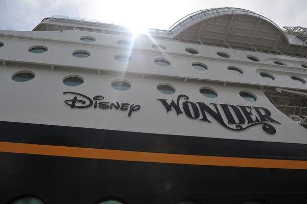 Los buques de Disney se han concebido especialmente pensando en las familias, combinando en sus interiores un estilo elegante con un toque de diversión. Fotografía Marvin Caravaca