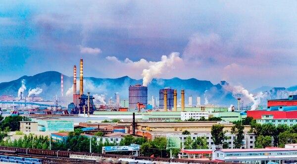 15/12/2017. China. Las restricciones energéticas en China para usar menos energía generada por carbón están ocasionando problemas en las industrias.