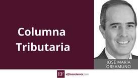 Columna Tributaria: Rectificación de pagos parciales de renta