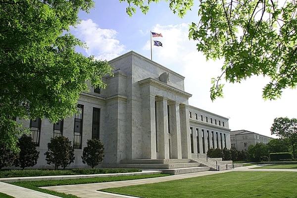 El edificio de la Reserfa Federal de Estados Unidos en Washington, DC. La mayoría de los participantes cree que se deben subir las tasas en diciembre próximo.