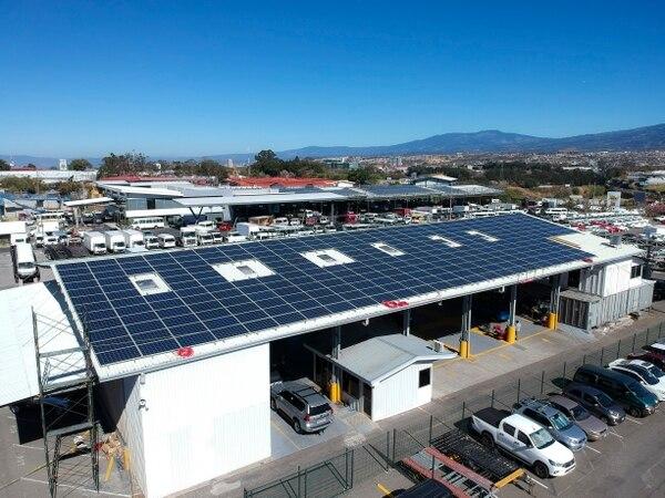 Otra de las empresas a nivel nacional que ha optado por producir parte de su propia electricidad es Purdy. Según estimaciones realizadas al momento de la instalación, ahorrarían el 65% de la factura eléctrica de Ciudad Toyota