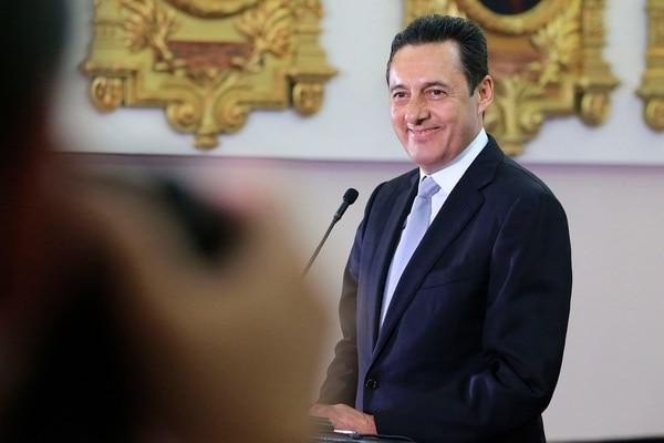 Antonio Álvarez Desanti, conversó con EF sobre sus intenciones de postularse como precandidato presidencial en el PLN para las elecciones del 2018.
