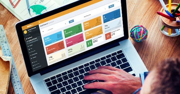 El sistema de Bmax permite integrar la información de los canales de venta y de los negocios que tenga la persona emprendedora. (Reproducción EF)