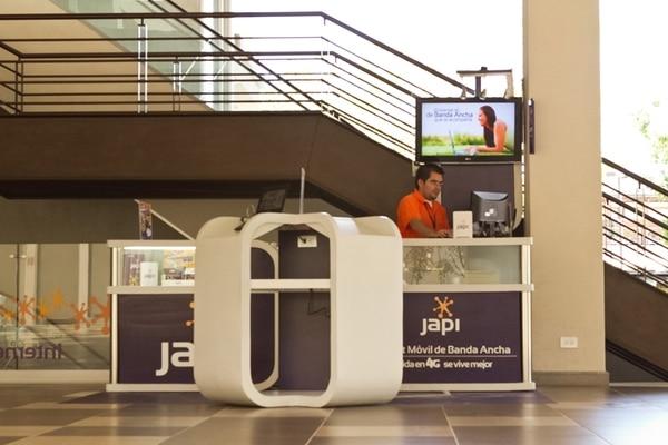 Unos 10.000 utilizan la red de Japi en la actualidad. La cobertura de la red incluye la GAM, Guápiles, en Limón; Liberia, en Guanacaste, y el cantón central de Puntarenas.