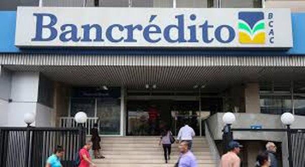 La corriente legislativa dio el primer visto bueno al proyecto de ley 20366, que busca la fusión entre Bancrédito y el BCR. Según el documento, ambos bancos tendrán un plazo máximo de 60 días para concretar la unión.