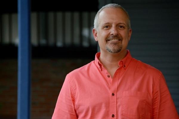 Jeremy Laurin, especialista en emprendimiento.