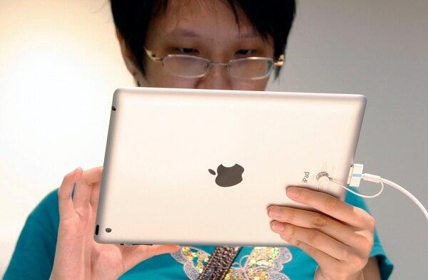 Apple impulsó el crecimiento acelerado del mercado de tabletas con su iPad, que sigue posicionada como dispositivo de alta gama.