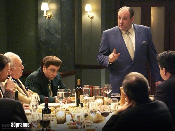 The Sopranos contó la vida de Tony Soprano, su familia y su