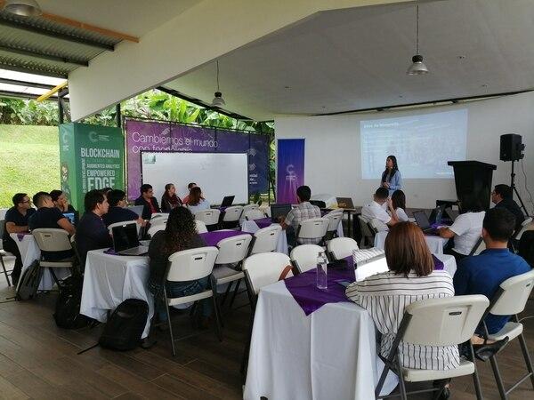 Por tercera vez se realiza la maratón de innovación para startups en Cenfotec. (Foto cortesía Cenfotec)