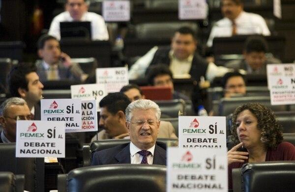 Hay división en el Congreso mexicano en torno a esta apertura.