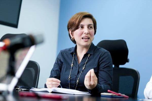 La ministra Paola Vega respondió que la conectividad