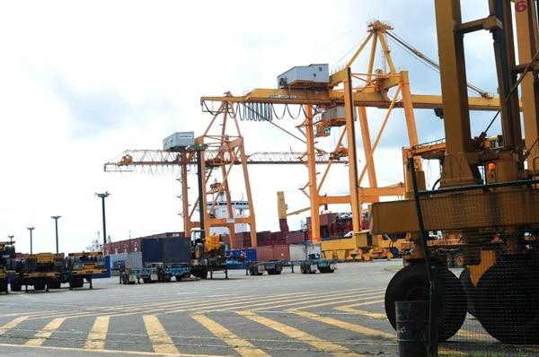 Dos terceras partes de las exportaciones de bienes se dirigieron a países con los que Costa Rica cuenta con un acuerdo comercial en vigencia.