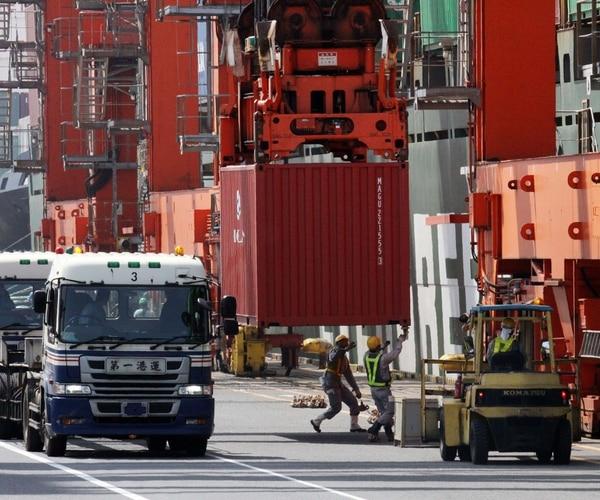 El BOJ indicó que las exportaciones japonesas están cercanas a la recuperación.