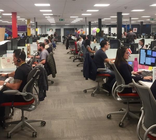 Equifax es una de las empresas con vacantes y que está incluida en la plataforma de Cinde. (Foto archivo GN).