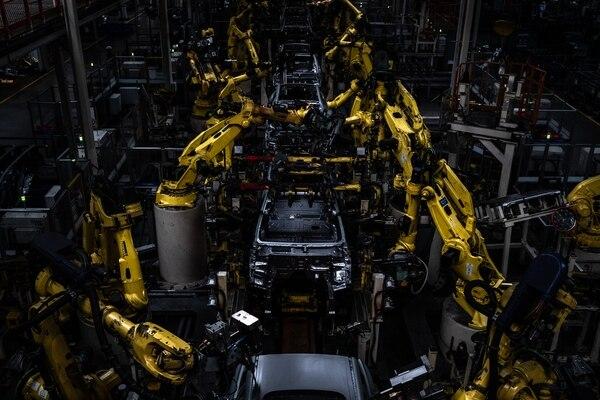 China trazó un nuevo modelo de fabricación con el propósito de construir industrias de vanguardia que pudieran competir con los gigantes occidentales.
