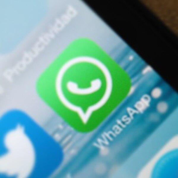 WhatsApp es la aplicación de mensajería más usada a nivel mundial