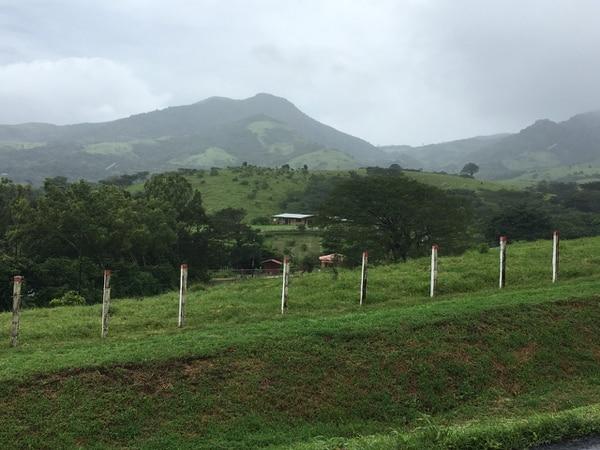 Esta es la zona de Bijagual, que pertenece al Corredor Tenorio -Miravalles. (Foto: GIZ para EF).