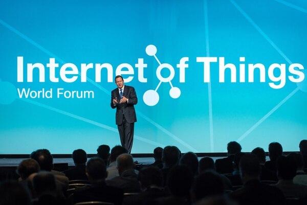 Líderes de la industria se reunieron en el Foro Mundial de Internet de Todo, que se realizó en Chicago.