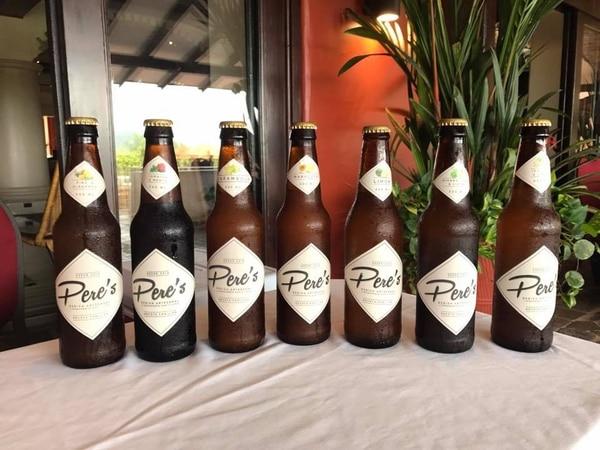 Actualmente, las sodas naturales son de siete sabores.