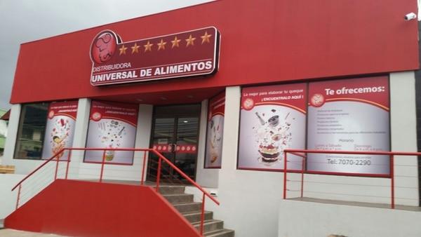 Esta es la nueva sede de la compañía ubicada en San Pedro de Montes de Oca, San José.
