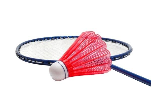 La Asociación para el Desarrollo del Bádminton (ADB) dona implementos deportivos a escuelas, para promover este deporte.