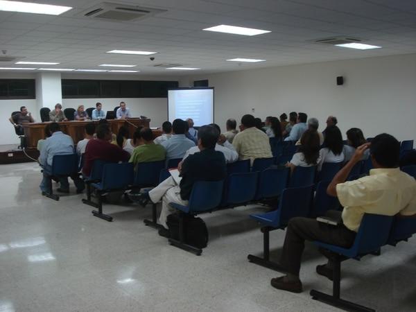 Un total de 63 instituciones iberoamericanas vinculadas al arbitraje y la mediación legal constituyeron el CIAR.En la foto, el Centro de Conciliación del Poder Judicial.