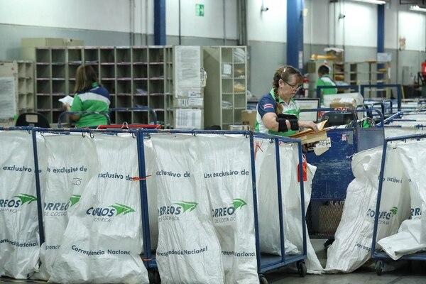 Correos de Costa Rica creó Pymexpress en 2017 para favorecer a pequeñas y medianas empresas.