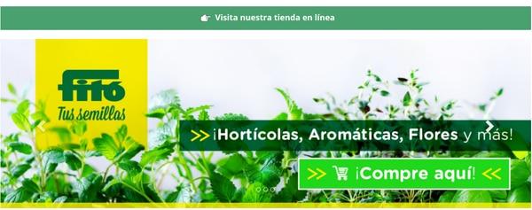 En la tienda virtual del Colono Agropecuario se encuentran más de 700 productos. (Reproducción EF)