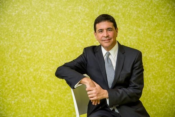 31/10/2017. Deloitte. EF. Alan Saborío, socio director de Deloitte.