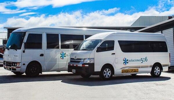 La empresas de transporte brinda servicios a empresas. (Fotos para EF)