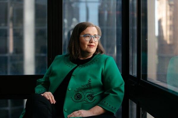 Al inicio de su carrera, Kate Jenkins trabajó como abogada laboral justo en la época en que Australia aprobó en 1984 una ley para prohibir el acoso sexual en el ambiente laboral. (Rachel Kara Ashton/The New York Times)