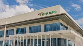 Terumo inauguró planta de $60 millones en Costa Rica y espera contratar 700 personas