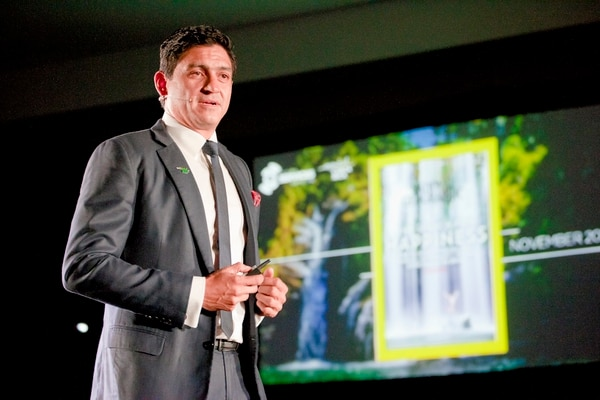 Pedro Beirute, de Procomer, indicó que se diseñó una estrategia de comunicación y capacitación para los usuarios de las herramientas, la cual se implementará según se liberen los bloques de trámites. (Foto cortesía Procomer / Archivo GN)